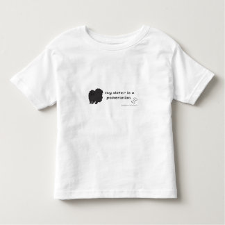 pomeranian toddler T-Shirt