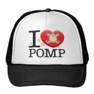Pomp Love Man Cap