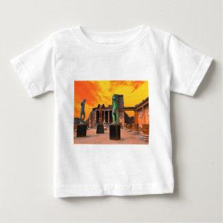 Pompei Italy Baby T-Shirt