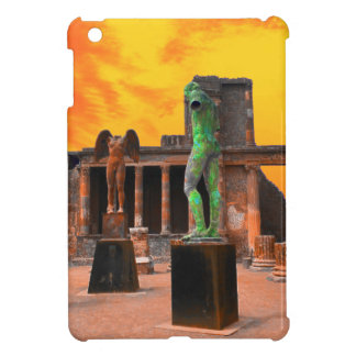 Pompei Italy iPad Mini Cover
