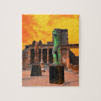 Pompei Italy Jigsaw Puzzle