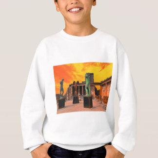 Pompei Italy Sweatshirt