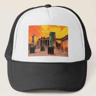 Pompei Italy Trucker Hat