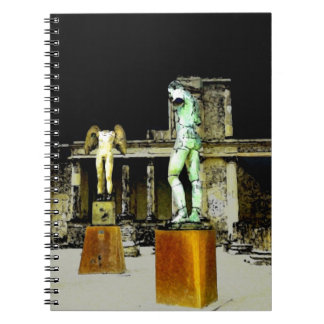 Pompeii Italy Notebooks