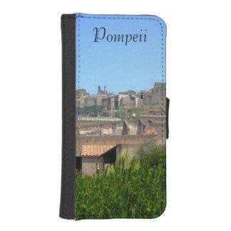 Pompeii Italy Phone Wallet Case