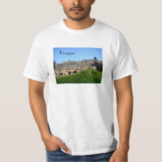 Pompeii Italy T-Shirt