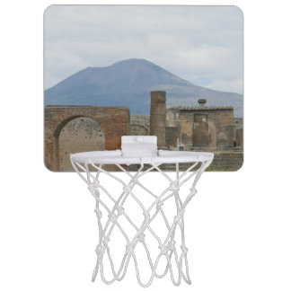pompeii-Vesuvius Mini Basketball Hoop