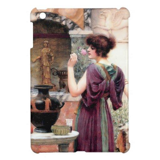 Pompeii Woman Godward garden Cover For The iPad Mini