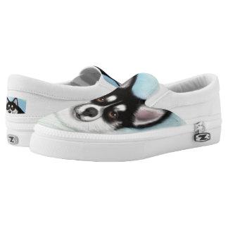 Pomsky Dog Shoes