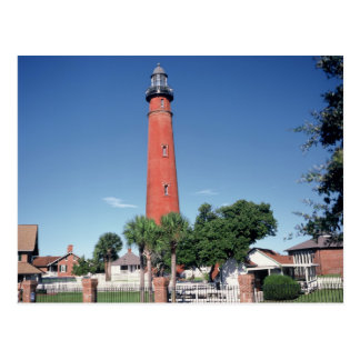 Ponce de Loen Lighthouse Postcard