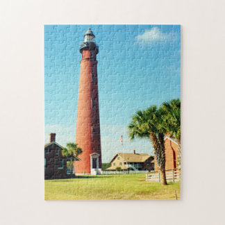 Ponce Inlet Lighthouse, Florida Jigsaw Puzzle