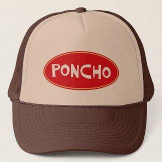 PONCHO Trucker Hat