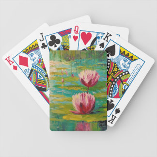 Pond Bicycle Playing Cards