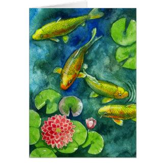 Pond Card