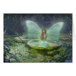 Pond Fairy Cards
