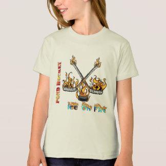 "Pond Hockey ""Ice On Fire"" T-Shirt"