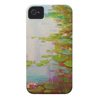 Pond iPhone 4 Case-Mate Cases