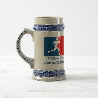 Pond Mile 3 Women s Champion Stein Coffee Mug