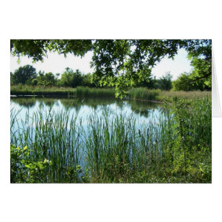Pond/Peace of Christ Card