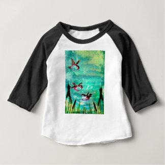 POND SPLASHING BABY T-Shirt
