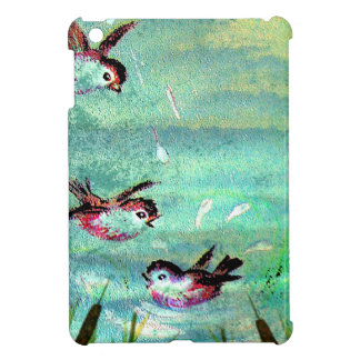 POND SPLASHING COVER FOR THE iPad MINI