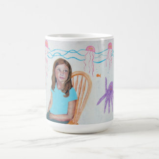 Pondering Jellies Coffee Mug
