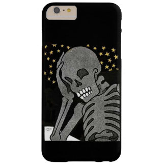 Pondering Skeleton Barely There iPhone 6 Plus Case