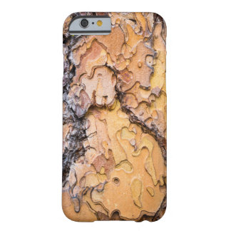 Ponderosa pine bark, Washington Barely There iPhone 6 Case