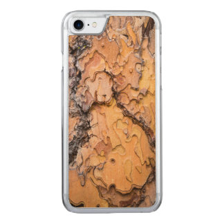 Ponderosa pine bark, Washington Carved iPhone 7 Case