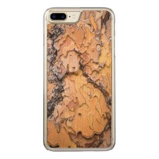 Ponderosa pine bark, Washington Carved iPhone 7 Plus Case