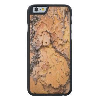 Ponderosa pine bark, Washington Carved® Maple iPhone 6 Slim Case