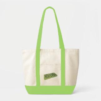 Pone as Po Polonium and Ne Neon Tote Bag