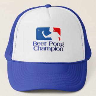 pong2 trucker hat