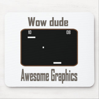 pong mouse pad