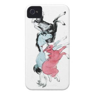Ponies Case-Mate iPhone 4 Case