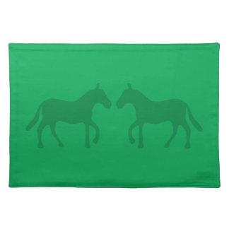 Ponies Placemat