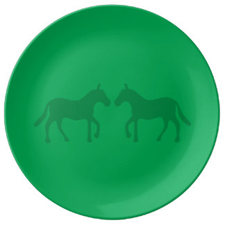 Ponies Plate