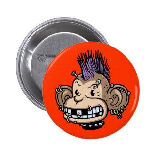 Ponkey 6 Cm Round Badge