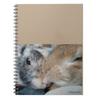 PONplusNANA notebook_Happy Face Notebook