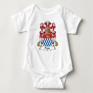 Pons (French) Coat of Arms Baby Bodysuit