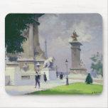 Pont Alexandre III, Paris Mousepads
