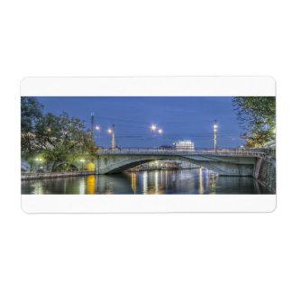 Pont de la Coulouvreniere Geneva Switzerland