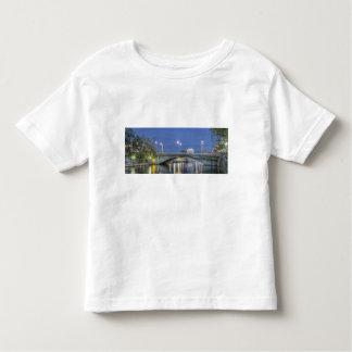 Pont de la Coulouvreniere Geneva Switzerland Toddler T-Shirt