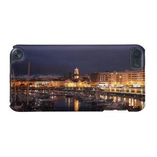 Ponta Delgada at night iPod Touch (5th Generation) Cases
