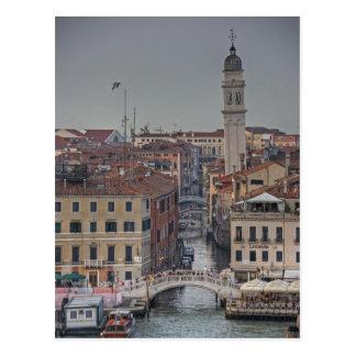 Ponte De La Pietà Postcard
