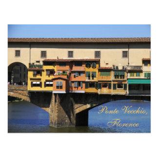 Ponte Vecchio, Florence Postcards