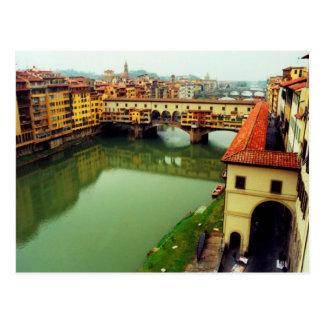 Ponte Vecchio - Florence Postcards