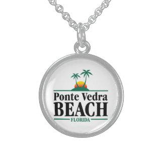 Ponte Vedra Beach Sterling Silver Necklace