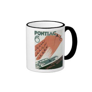Pontiac 6 ringer mug