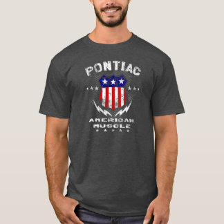 Pontiac American Muscle v3 T-Shirt